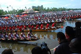 Nehru Trophy Boat race 2014 Holiday Package