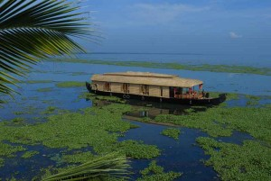 Kerala house boat SW. 3 Bed room House Boat overview-1