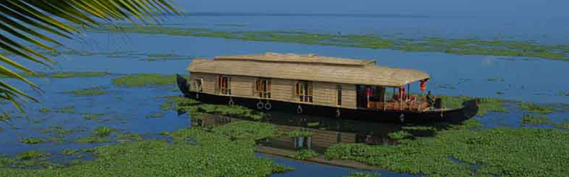 ALLEPPEY BEACH AND  HOUSEBOAT