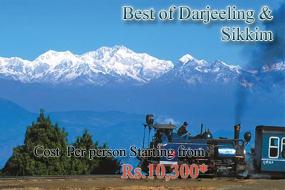 Gangtok Lachung Darjeeling