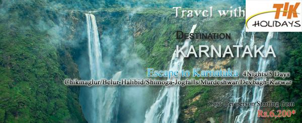 Banner Karnataka-Escape to Karnataka 4N-5D 2014 1 copy