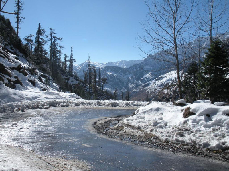 Himachal Experience – Shimla – Manali – Kullu – Fixed Departure- 25th April to 30th April  2015