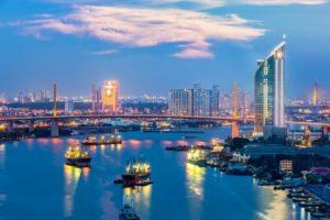 Cha Phraya iverside_bangkok