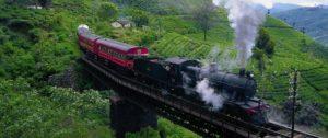 Nuwara Eliya Train Journey